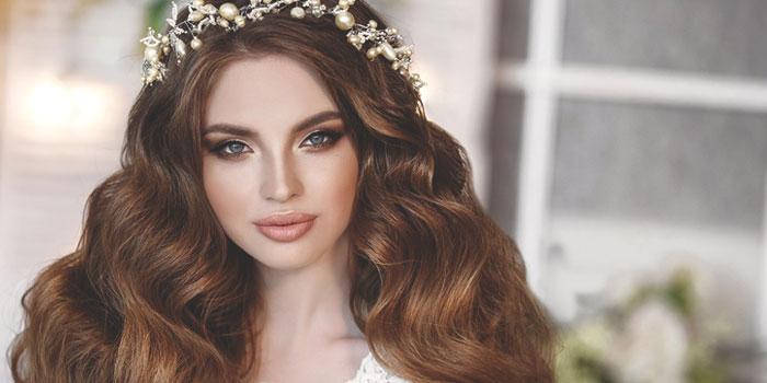 Как сделать красивую свадебную прическу