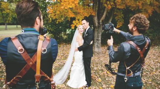 Как выбрать фотографа и видеографа на свадьбу?