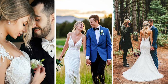 Каким должен быть идеальный свадебный фотограф?