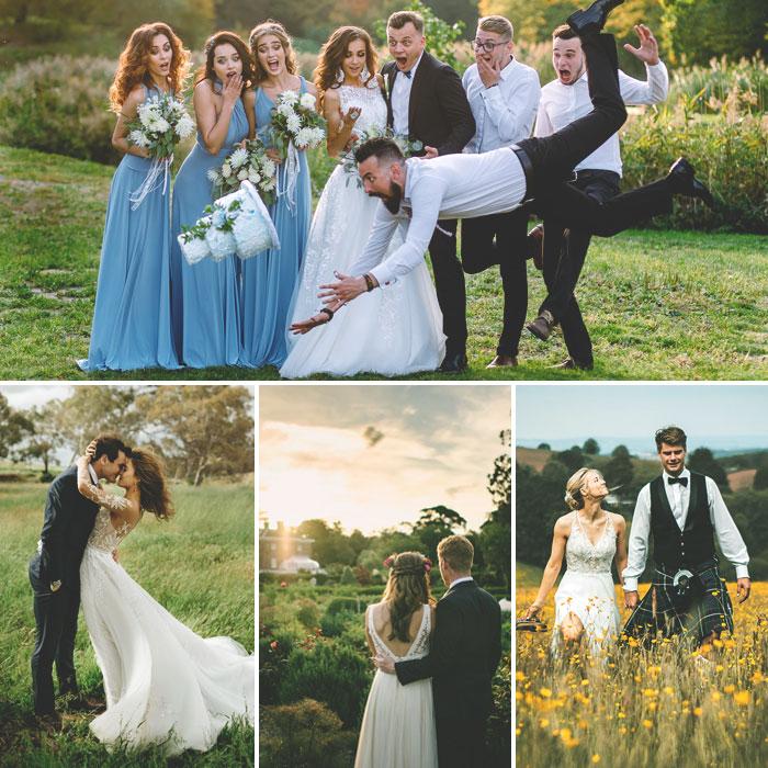 Советы к свадебной фотосессии