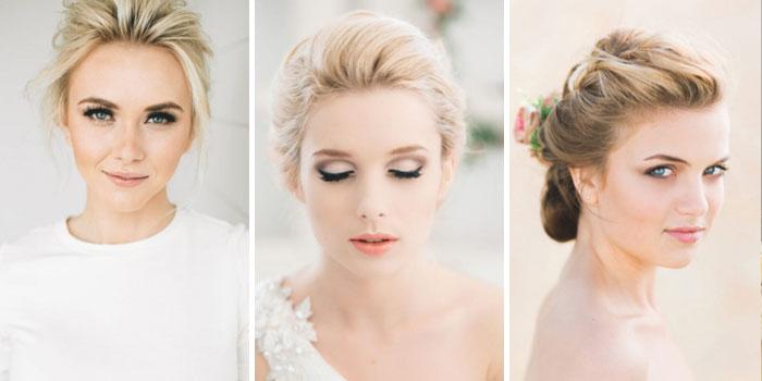 Как наносить свадебный макияж