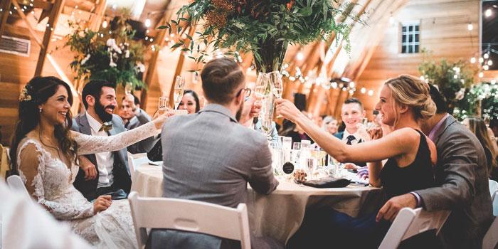 Как выбрать банкетный зал для свадьбы