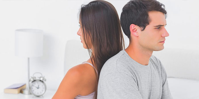 Что делать, если мужчина постоянно обвиняет вас