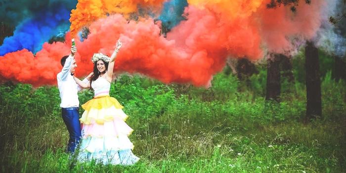 Аксессуары для свадебной фотосъемки