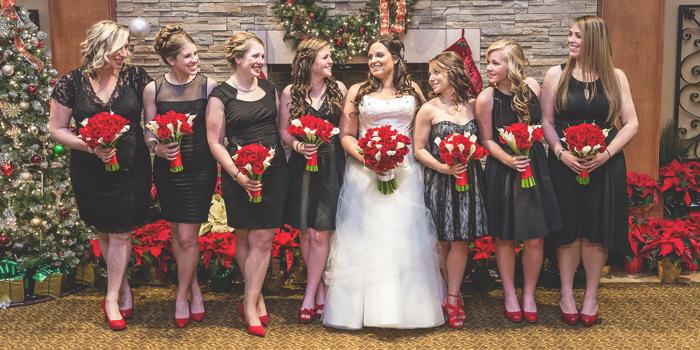 Правила выбора платьев для подружек невесты